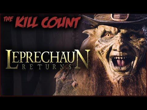 Leprechaun Returns (2018) KILL COUNT