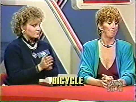 Super Password NBC Daytime (October 22, 1984) Bert Convy