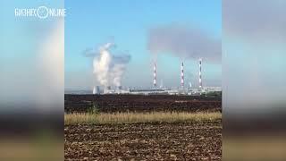 Нижнекамская ТЭЦ перешла на временное сжигание мазута