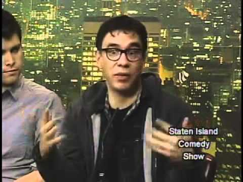 Fred Armisen On The Staten Island Comedy Show With Writer Colin Jost Youtube