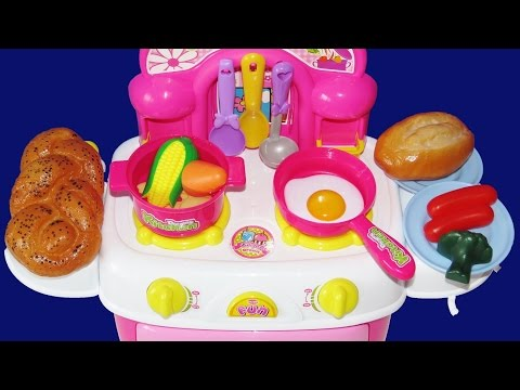 Toy Ice Cream Cart Playset Elsa Minnie Mouse Dora Barbi