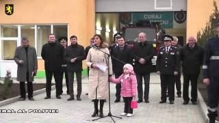 În comuna Bulboaca a fost inaugurat un nou Sector de Poliție