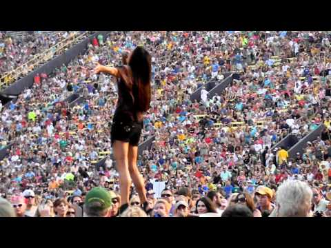 Sara Evans - 3 songs - Live at Bayou Country Superfest 2012, Baton Rouge, LA - 5/27/2012