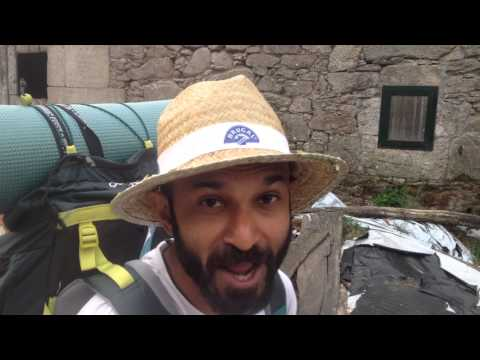 Camino de Santiago Spain .to my Goan people .live happy song on garbage awareness