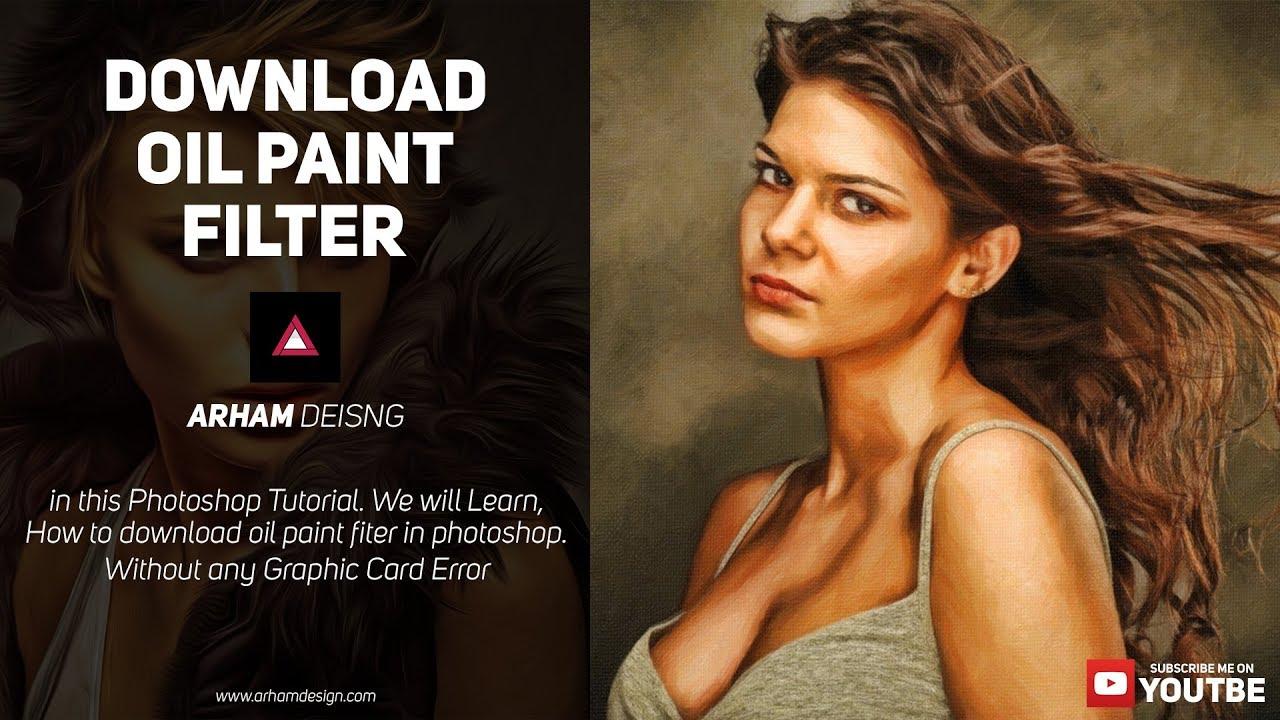 oil paint plugin for photoshop cc mac