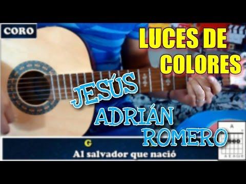 Luces De Colores Ukulele Chords By Jess Adrin Romero Worship Chords