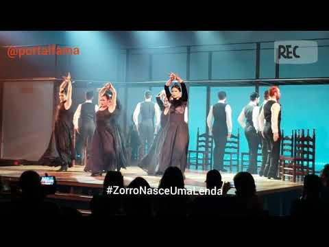 Musical Zorro Nasce Uma Lenda: Cena Especial 1