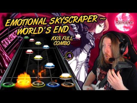 DEMETORI Emotional Skyscraper ~ WORLDS END 100% SIGHTREAD FC!