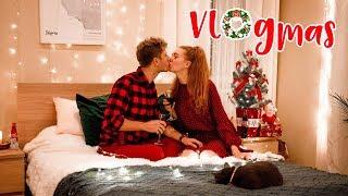 VLOGMAS 1 Купили айфон и снялась в Ангелы Чарли