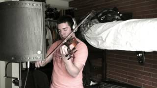 Just Give Me a Reason (Violin Cover) - Nathan Hutson - P!nk (feat. Nate Ruess)