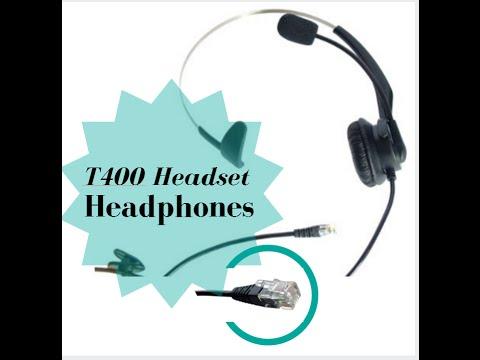 105c7f08a2a Headset Headphones Ear Phone for Plantronics - YouTube