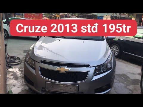 Tin được Không Chevrolet Cruze 2013 Số Tự động Giá Chỉ Có 195tr Xe Gia đình Không Lỗi. Ih 0906034285
