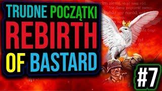 Obalenie WIELKIEGO Wodza | Rebirth of Bastard - Polska | Hearts of Iron IV #7
