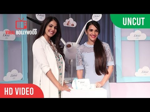 UNCUT - Baby Dove In India Launch | Genelia Deshmukh, Tara Sharma