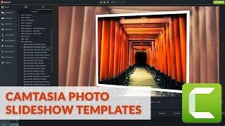 Camtasia Photo Slideshow Collection