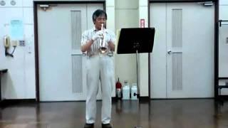 ジブリアニメ「コクリコ坂から」の主題歌です。ちょっと演歌っぽいフレーズがあっていいですね。