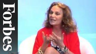 Diane von Fürstenberg On Leadership In Philanthropy