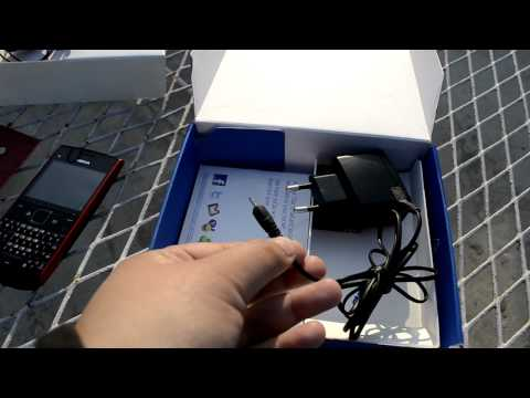 Nokia x2-01 Unboxing