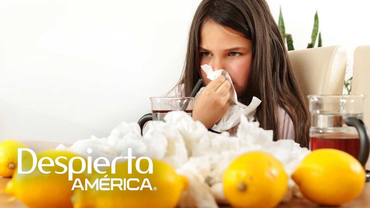 Como combatir la tos en los ninos