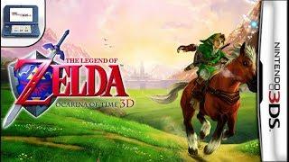 Longplay of The Legend of Zelda Ocarina of Time 3D