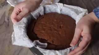 Chocolate And Clementine Cake | Juls' Kitchen