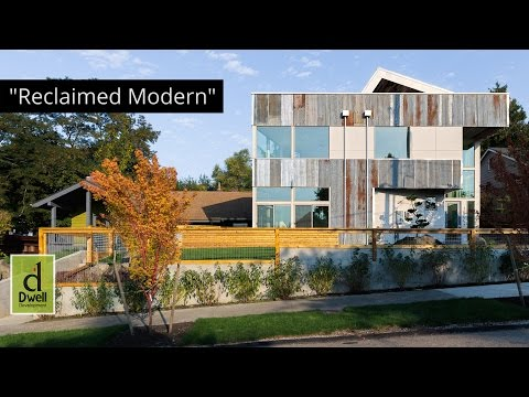 Architecture Spotlight #50 | Reclaimed Modern by Dwell Devel