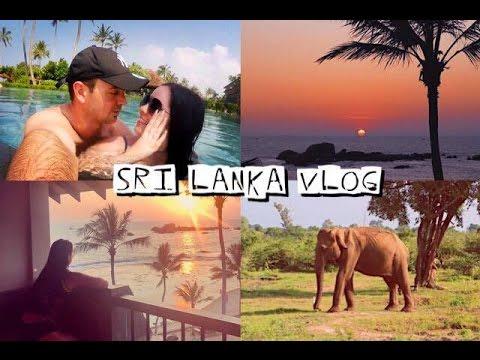 Sri Lanka Vlog 2017