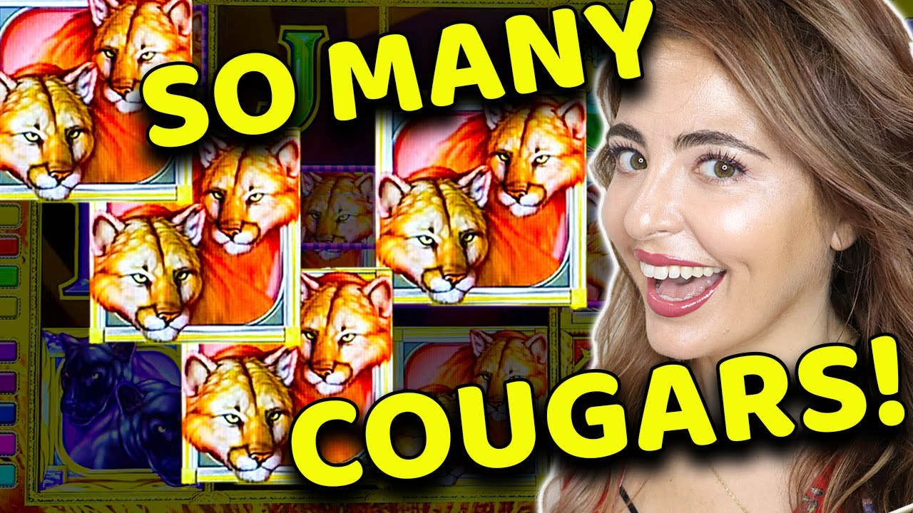 How To Land A COUGAR JACKPOT in Las Vegas! Here's How It Happened...