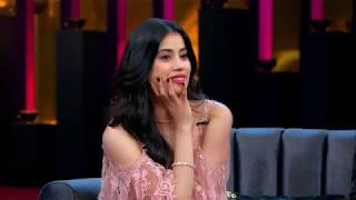 Koffee With Karan: Arjun and Janhvi Kapoor