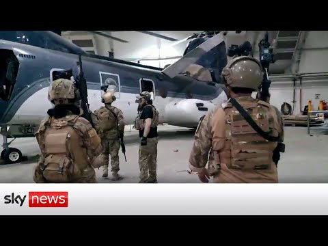 Afghanistan: What weapons were left behind and how dangerous could they be?