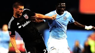HIGHLIGHTS: New York City FC vs. D.C. United | August 13, 2015