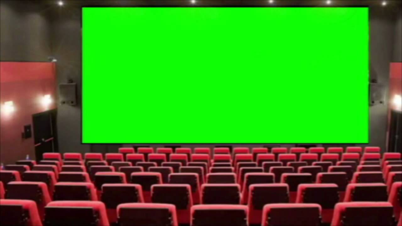 Theater Lights Looping Green Screen Animation Youtube