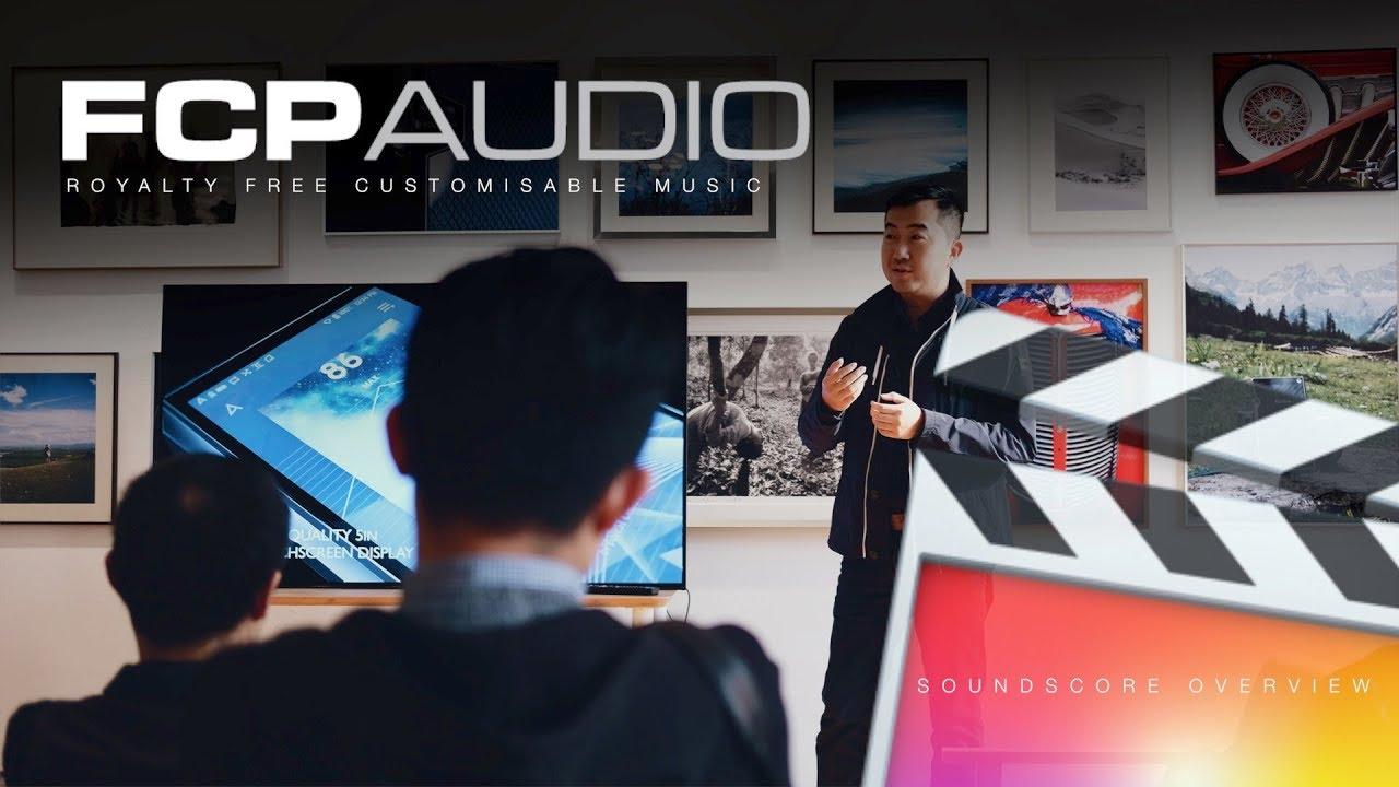 final cut pro sound effects - dramatic audio effect for final cut pro x -  fcp audio