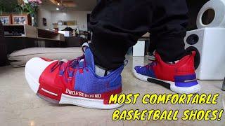 MOST COMFORTABLE BASKETBALL SH…