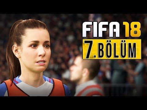 KIM HUNTER SAHAYA ÇIKIYOR !  FIFA 18 YOLCULUK TÜRKÇE BÖLÜM 7