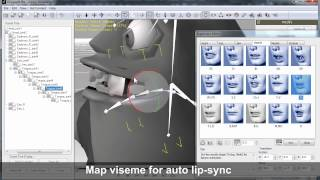 3DXchange 5 Tutorial - Animating Custom Maya Characters in iClone