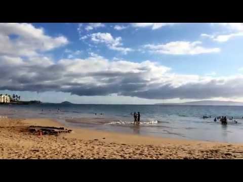 Charley Young Beach, Maui #jjandcyn2015