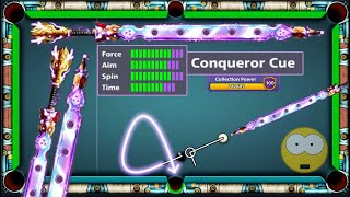8 ball pool Conqueror Cue on Berlin 😍 Epic Game 50M Coins