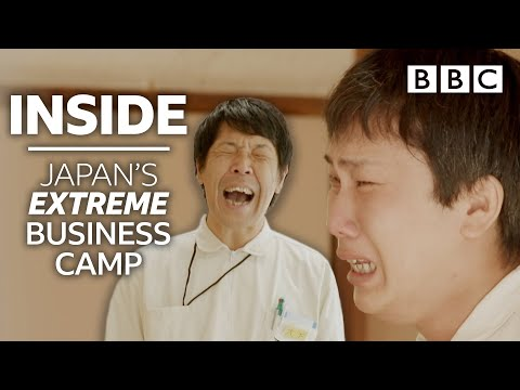 The insane training required to become a Japanese businessman  | Japan with Sue Perkins - BBC