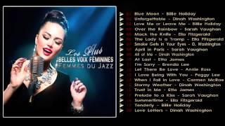 Femmes du Jazz   Les Plus Belles Voix Féminies