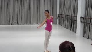 Solo Performance Award: Grade 4 Ballet