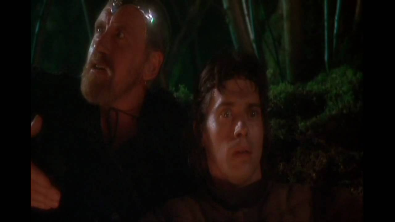 Merlin: Excalibur I woke the dragon so a man could bed a women and ...