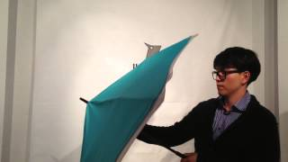 Modern Industrial Design - Inverted Umbrella