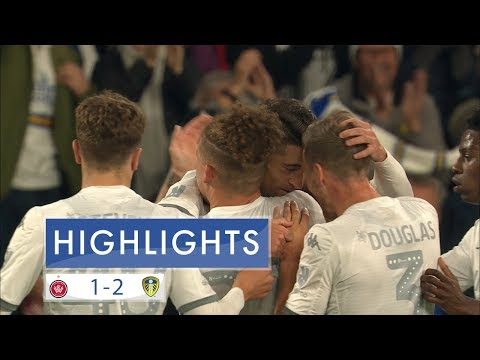 Pre-season highlights: Western Sydney Wanderers 1-2 Leeds United