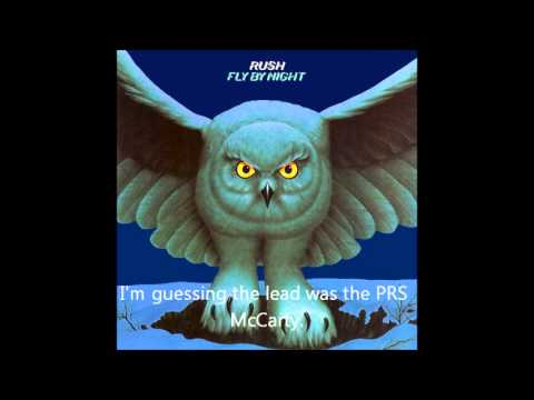 Rush fly by night drumless