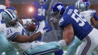 madden 17 career mode ep 1