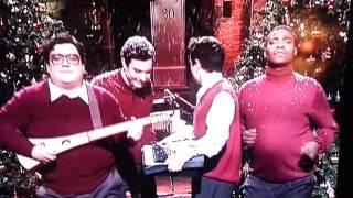 SNL's season's greetings