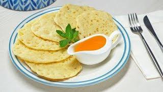 Восхитительно нежные блинчики без молока и яиц с секретным соусом. Рецепт от Всегда Вкусно!