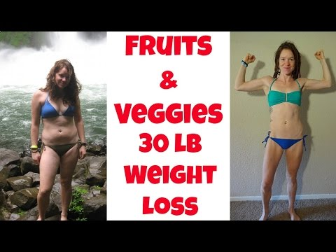 Brittany's 30 lb Raw Food Diet Weight Loss Story