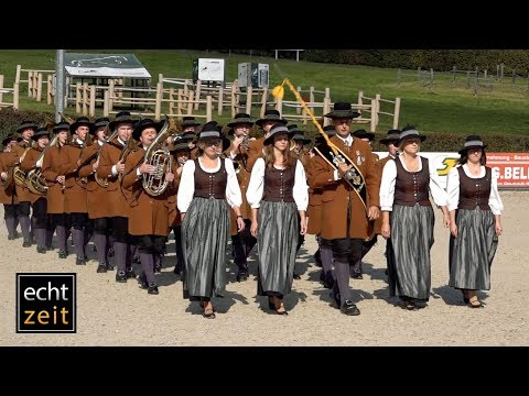 Musik in Bewegung Trachtenkapelle Sankt Gallen